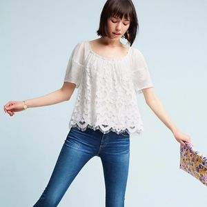 Anthropologie | Moulinette Soeurs Lace Messina